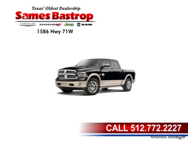 Pre-Owned 2013 RAM 1500 Laramie Longhorn Edition