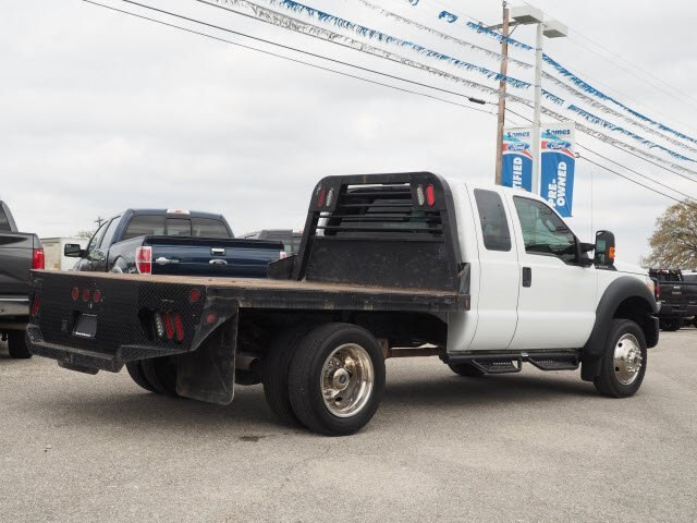 Pre-Owned 2016 Ford F-450 XL FLAT BED