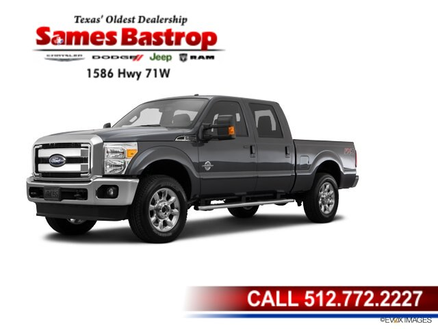 Pre-Owned 2015 Ford F-250