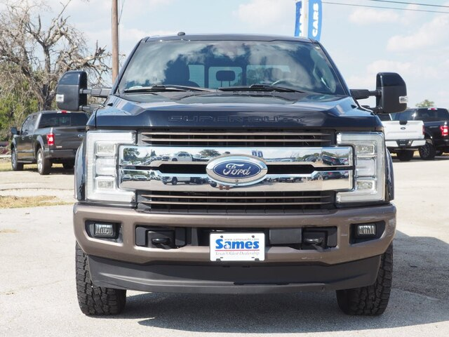 Pre-Owned 2017 Ford F-250 King Ranch