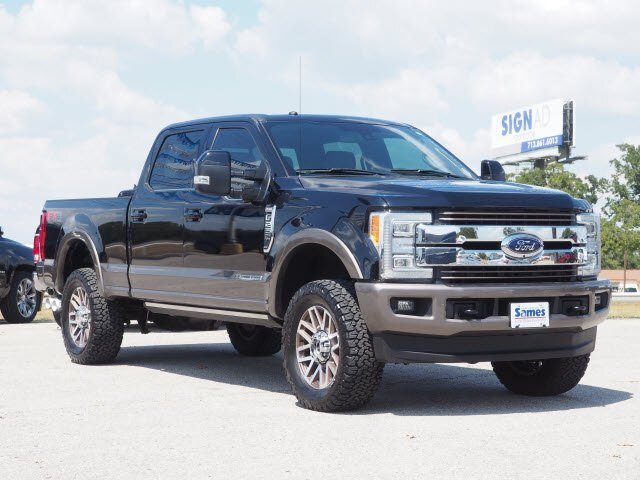 Pre-Owned 2018 Ford F-250 King Ranch