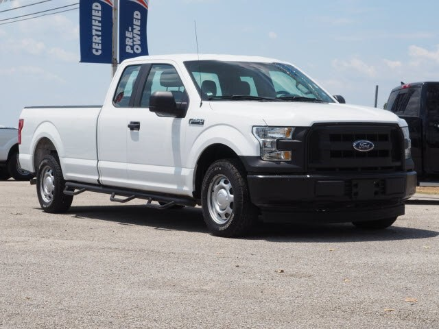 Pre Owned 2017 Ford F 150 Xl Rwd Truck
