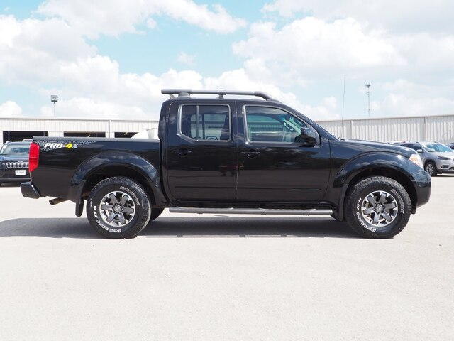 Pre-Owned 2015 Nissan Frontier PRO-4X