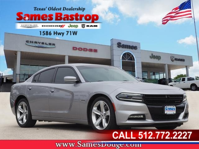 Pre Owned 2017 Dodge Charger R T Sedan In Cedar Creek 11r528219