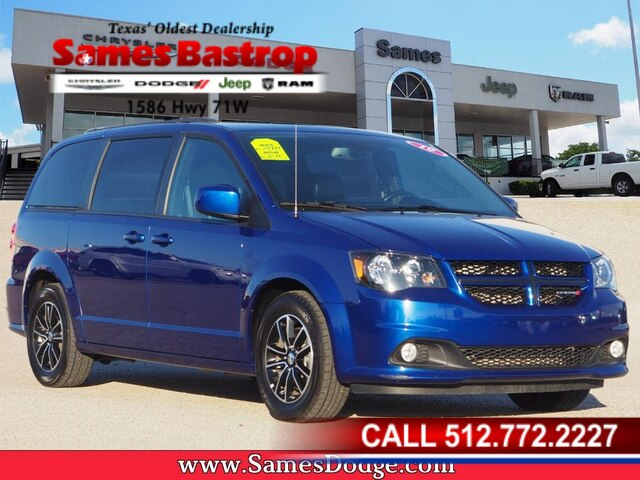 Pre-Owned 2019 Dodge Grand Caravan GT