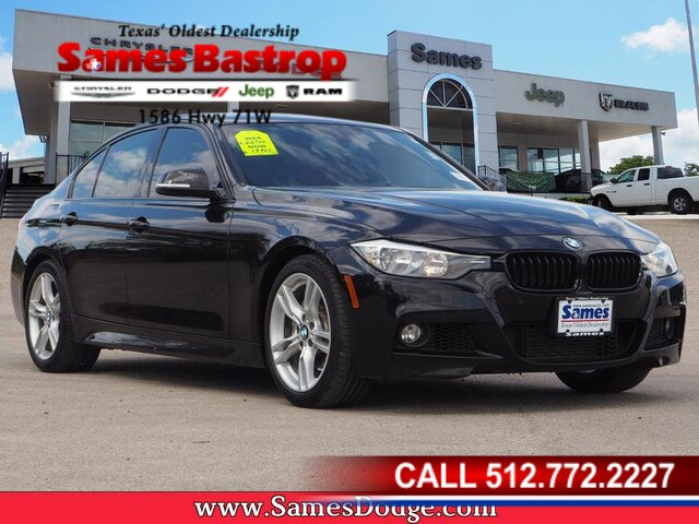 Pre-Owned 2015 BMW 328i w/South Africa