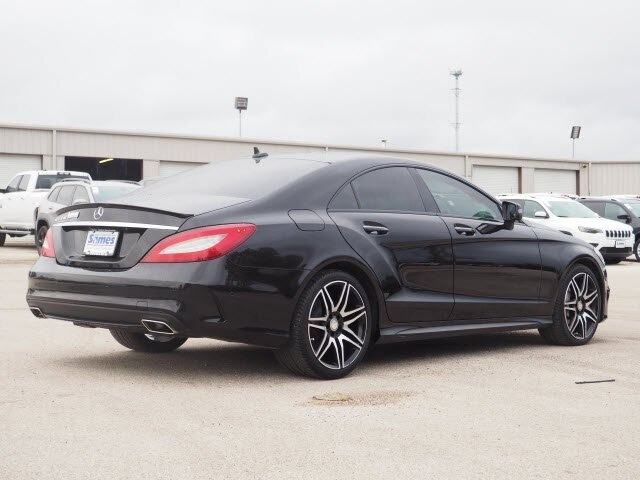 Pre-Owned 2016 Mercedes-Benz CLS 550 CLS 550