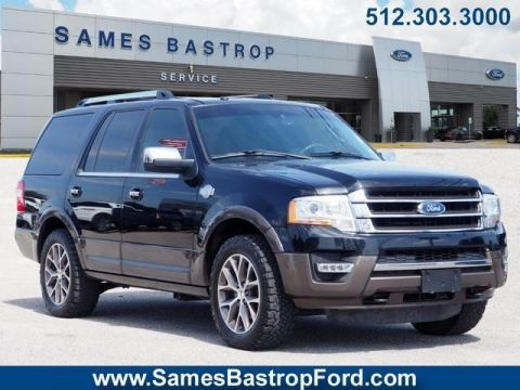 Pre-Owned 2017 Ford Expedition King Ranch