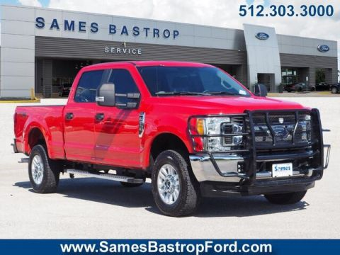 Pre-Owned 2017 Ford F-250 STX