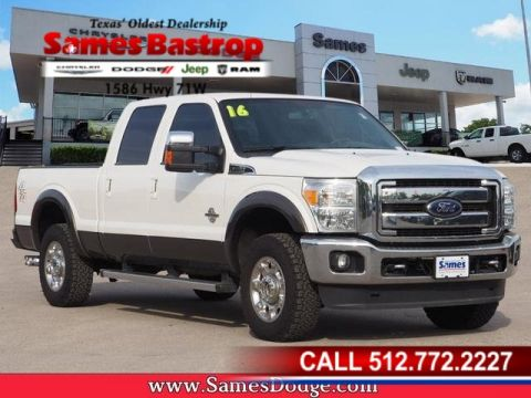 Pre-Owned 2016 Ford F-250 Lariat