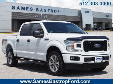 Pre-Owned 2018 Ford F-150 STX